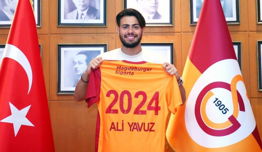 Galatasaray, Ali Yavuz Kol ile sözleşme uzattı