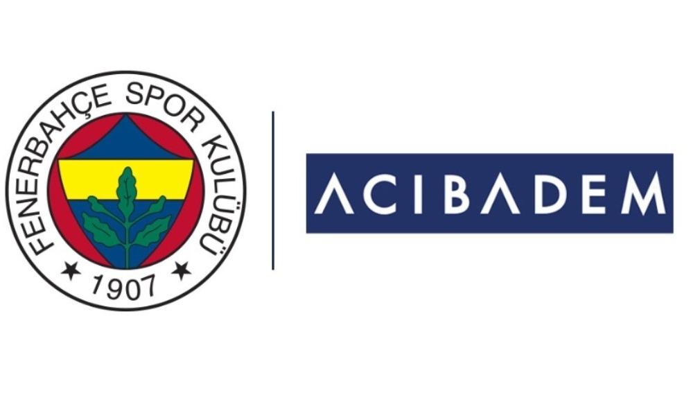 Fenerbahçe'nin sağlık sponsoru Acıbadem Sağlık Grubu oldu