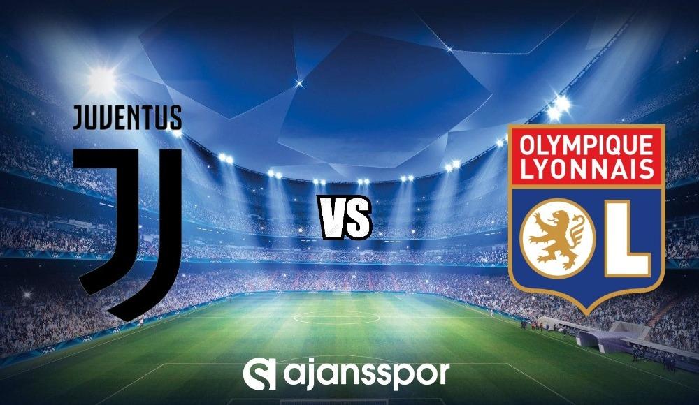 Juventus - Olimpik Lyon (Canlı Skor)