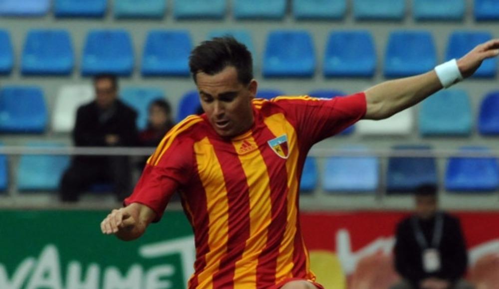 Kayserispor'un eski oyuncusu Pablo Mouche, sosyal medyadan atağa çıktı!