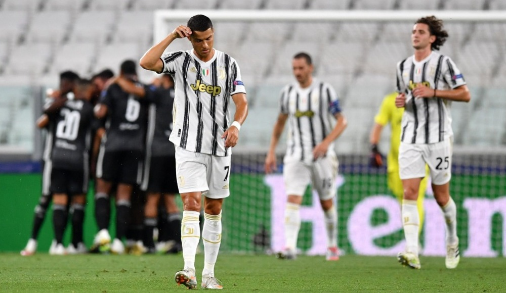 Juventus kazandı ama yetmedi