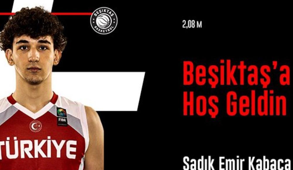 Sadık Emir Kabaca, Beşiktaş'ta