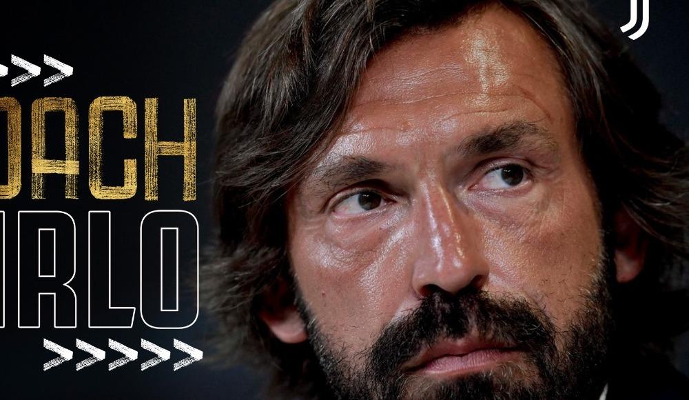 Juventus'ta Andrea Pirlo dönemi!