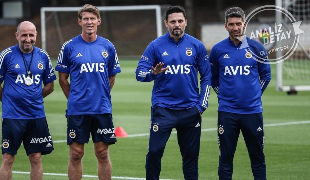 Erol Bulut, Fenerbahçe'ye 5 isim ile birlikte geldi