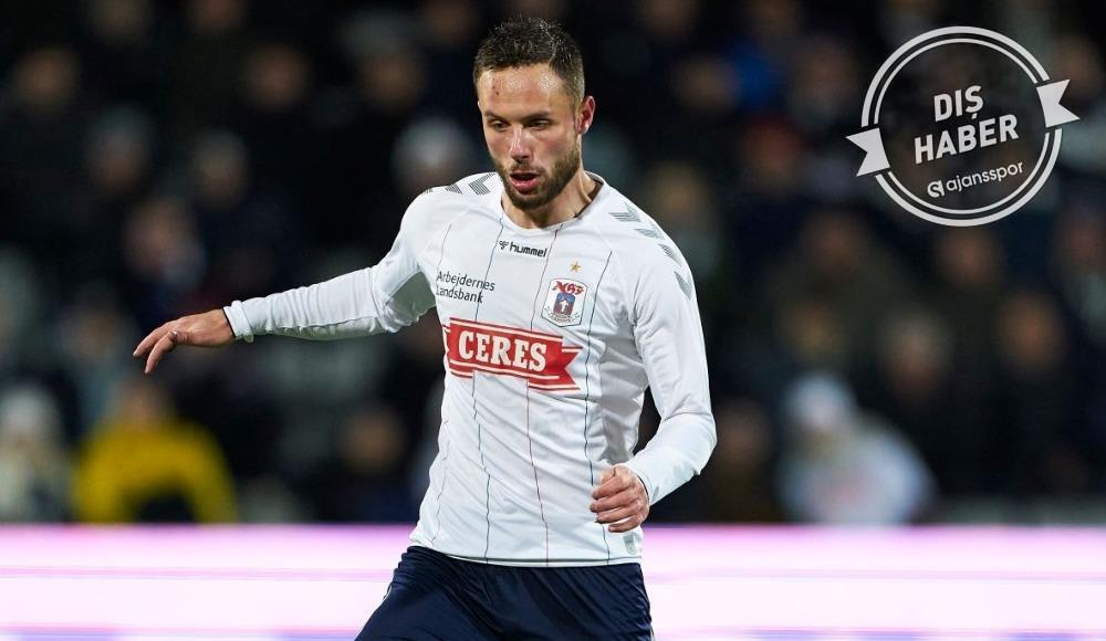 Trabzonspor, rotayı Casper Höjer Nielsen'e çevirdi
