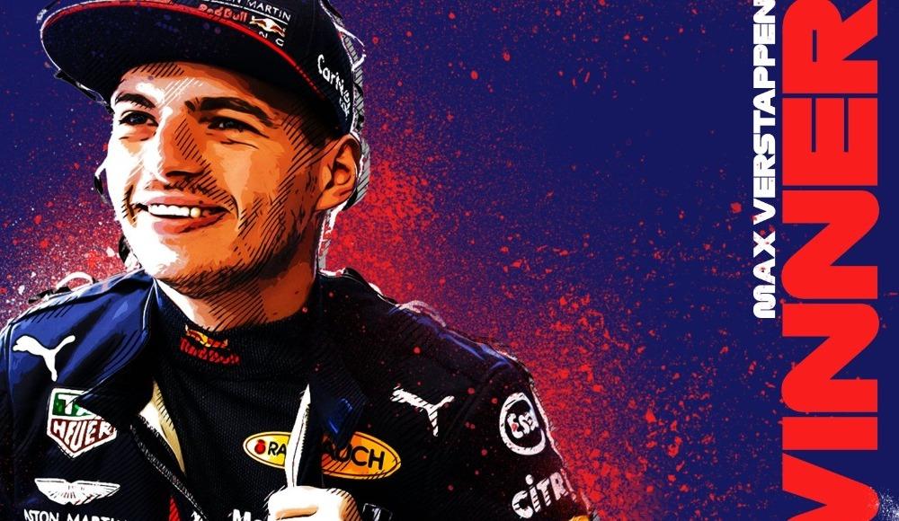 Büyük Britanya Grand Prix'sini Max Verstappen kazandı