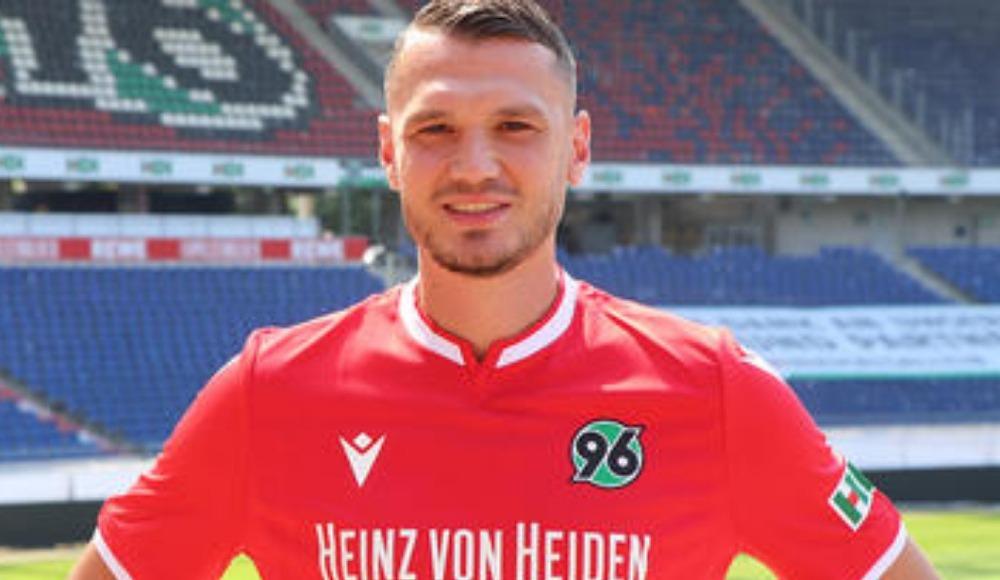 Hannover 96 Barış Başdaş'ı transfer etti.