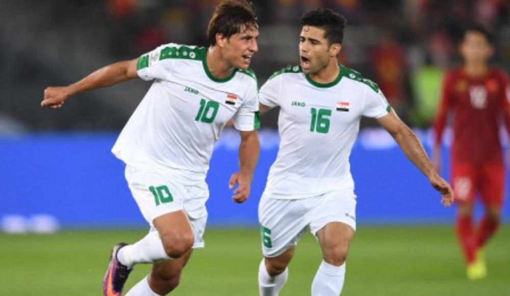 Başakşehir'e Irak'tan golcü geliyor! Mohanad Ali...