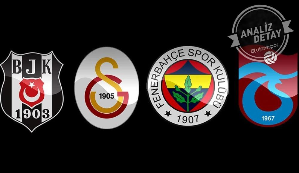 Ağır bilanço! 4 kulübün zararı 716 milyon TL...