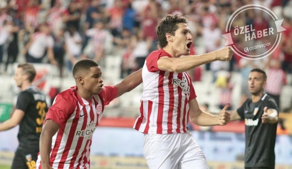Antalyaspor Gustavo için gelecek teklifleri değerlendirecek