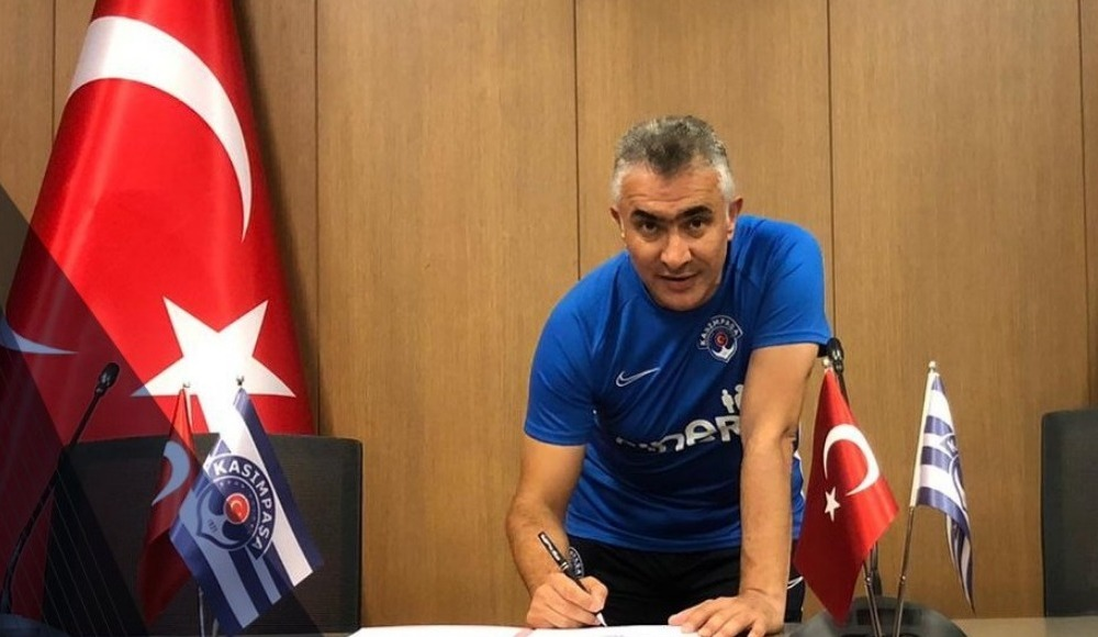 Kasımpaşa, Mehmet Altıparmak'ı açıkladı!