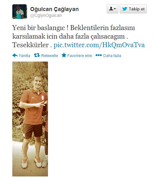 Galatasaray'a ilk gelişi değil!