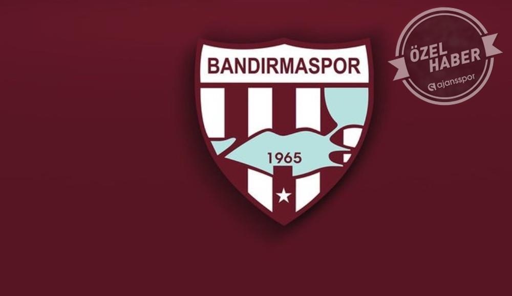 Bandırmaspor, Salif Sanago'yu transfer etti