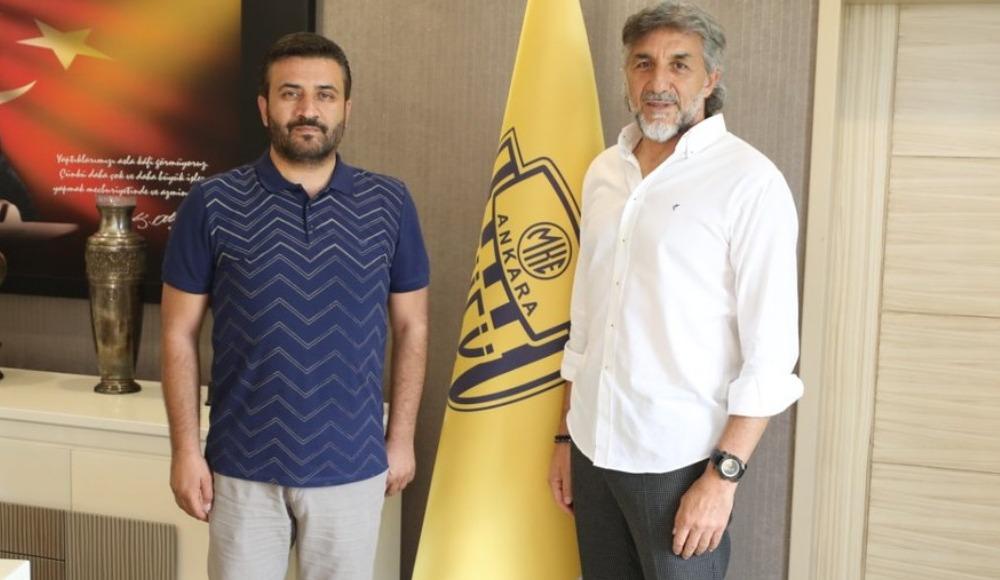 Ankaragücü'nde Adnan Erkan ile yollar ayrıldı