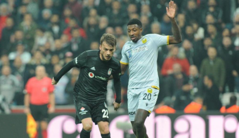BB Erzurumspor'da rota Mitchell Donald