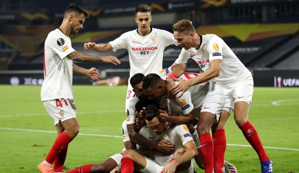 Avrupa Ligi denince onlar akla geliyor! Sevilla yarı finalde...