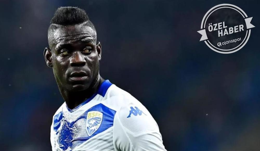 Balotelli olmuyor; Atiba yeni sözleşme yaptı