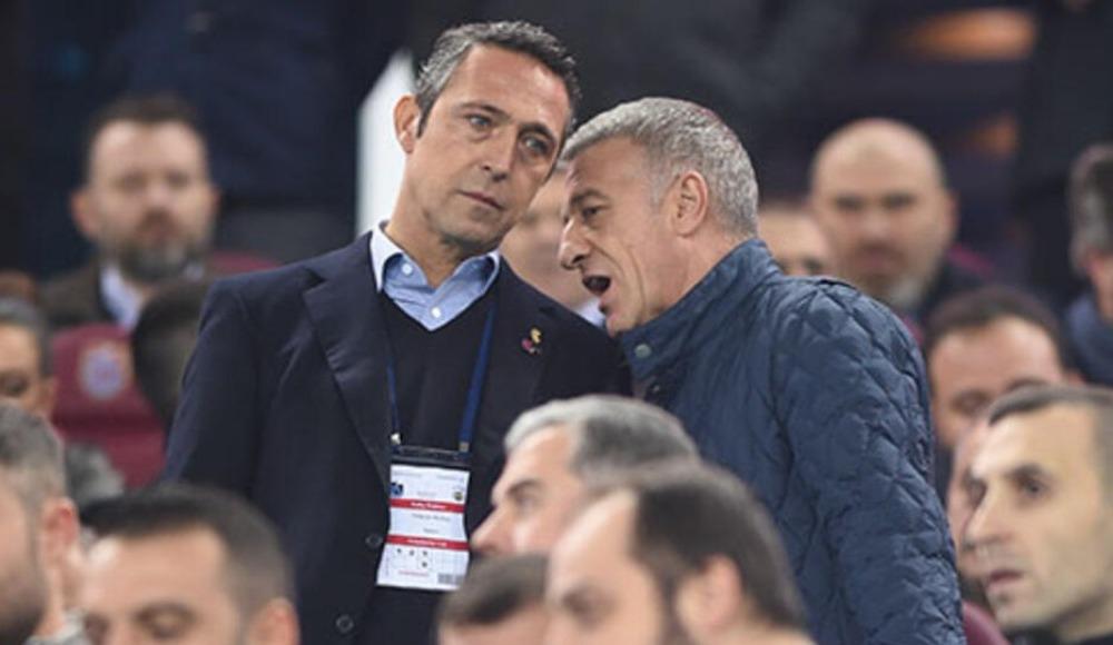 Ali Koç ve Ahmet Ağaoğlu'ndan ortak röportaj!