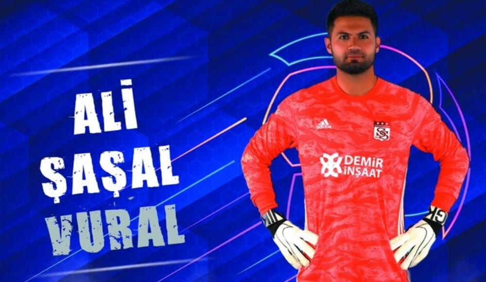 Ali Şaşal Vural Sivasspor'da kaldı