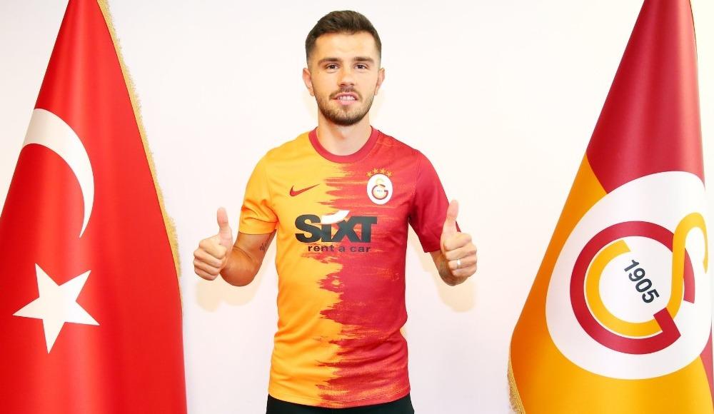 Galatasaray, Emre Kılınç'ı resmen açıkladı!