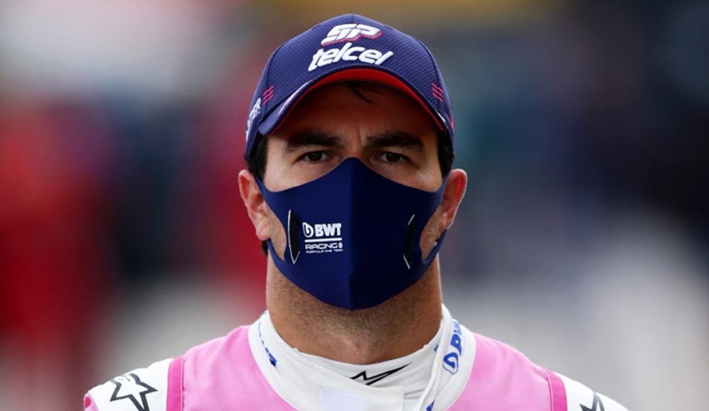 Sergio Perez koronavirüsü atlattı