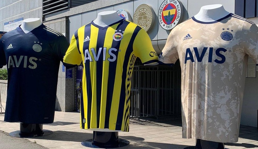 Fenerbahçe forma satışında rekor kırdı!