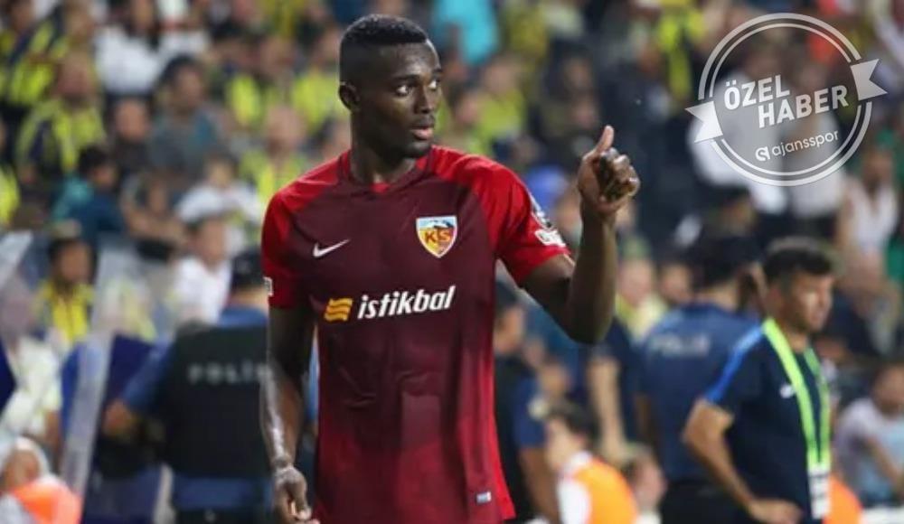 Beşiktaş ile Kayseri Mensah için el sıkıştı, top Atletico'da