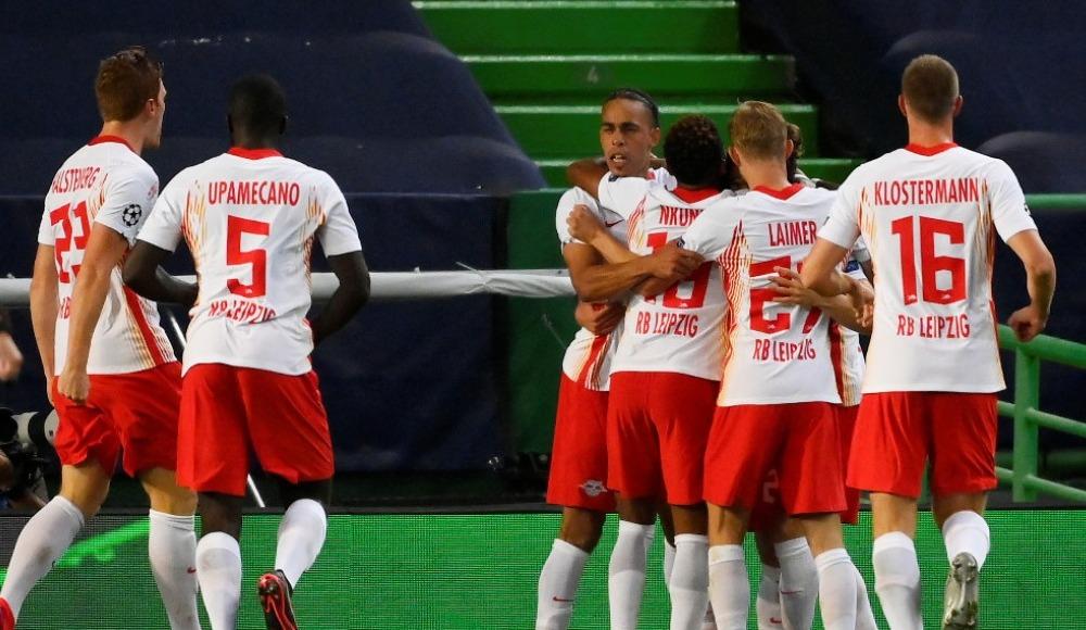 Leipzig yarı finalde!