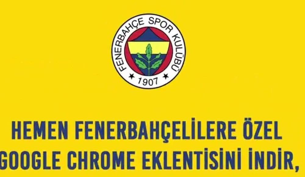 Google Chrome Web Mağazası Fenerbahçe Uzantısı Nasıl Eklenir?