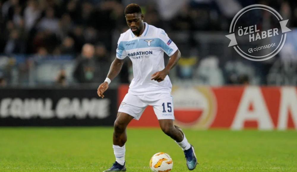 Fenerbahçe'ye Lazio'dan Angolalı stoper...