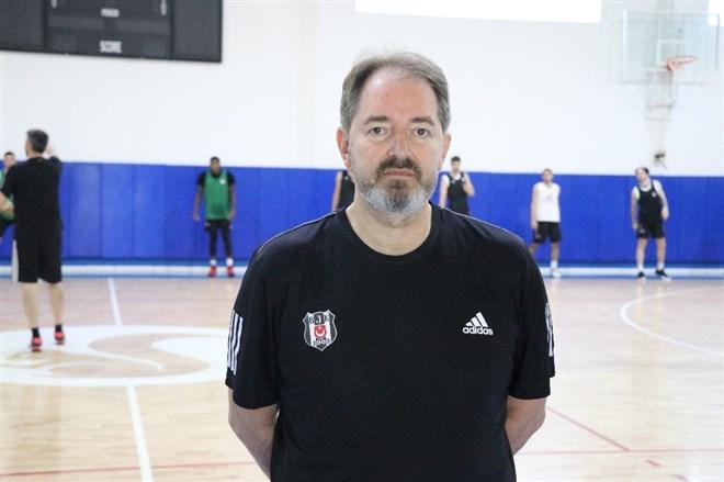 Beşiktaş Erkek Basketbol takımı Bolu kampı başladı