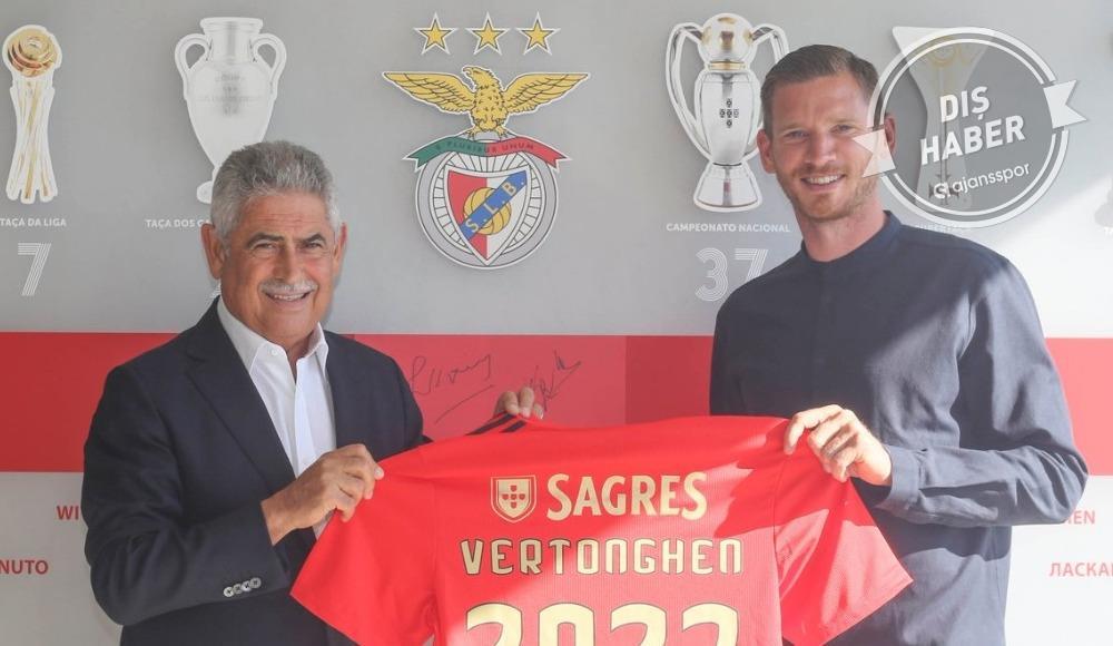 Jan Vertonghen'in yeni takımı belli oldu!