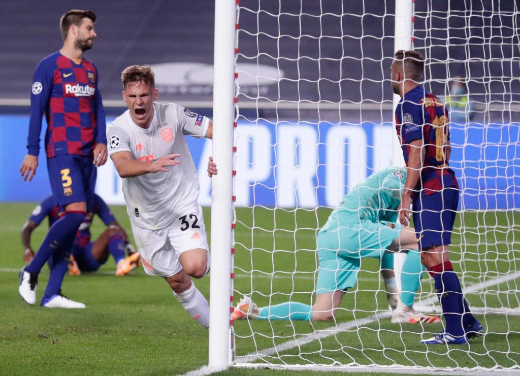 Bayern Münih-Barcelona maçı kaç kaç bitti? Golleri kim attı?
