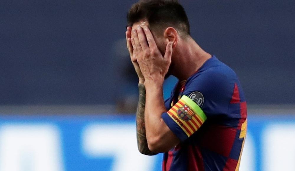 Bayern, Barça'yı tarihe gömdü : 8-2
