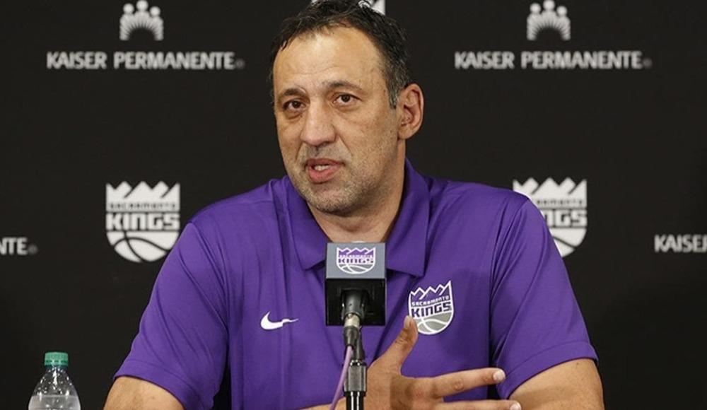 Sacramento Kings'te Vlade Divac görevinden ayrıldı