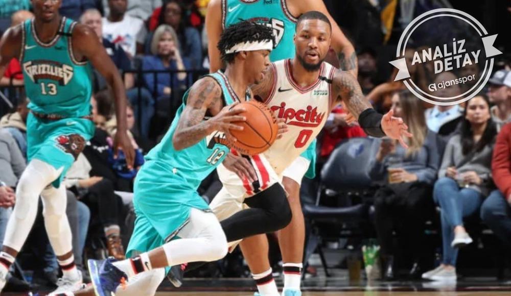 Kim playoff'a gidecek? Portland mı, Memphis mi?