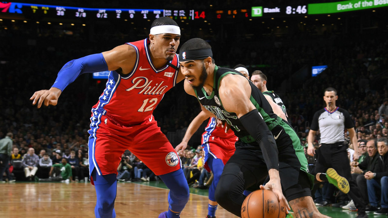 Boston Celtics - Philadelphia 76ers: 4-1