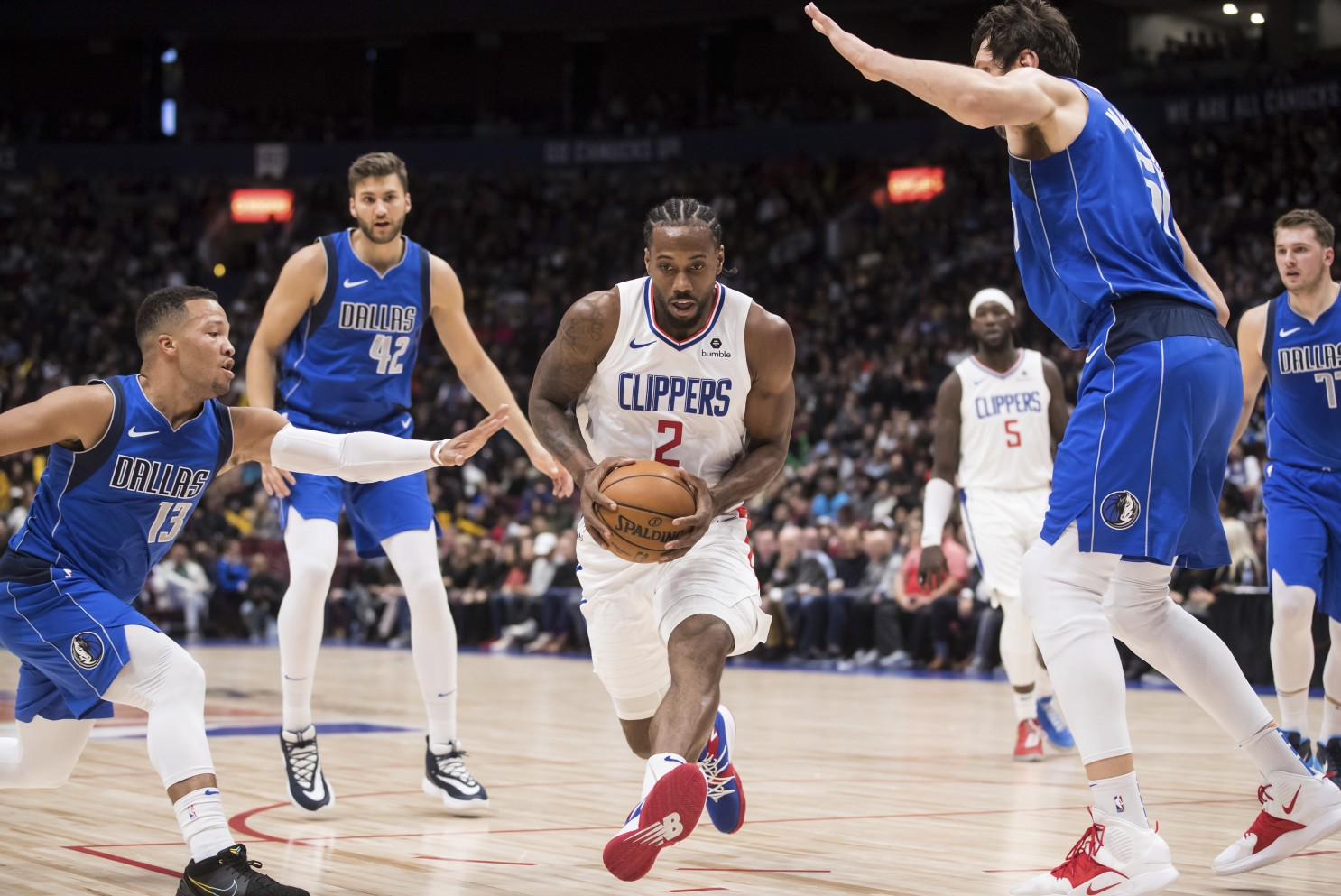 Los Angeles Clippers - Dallas Mavericks: 4-2