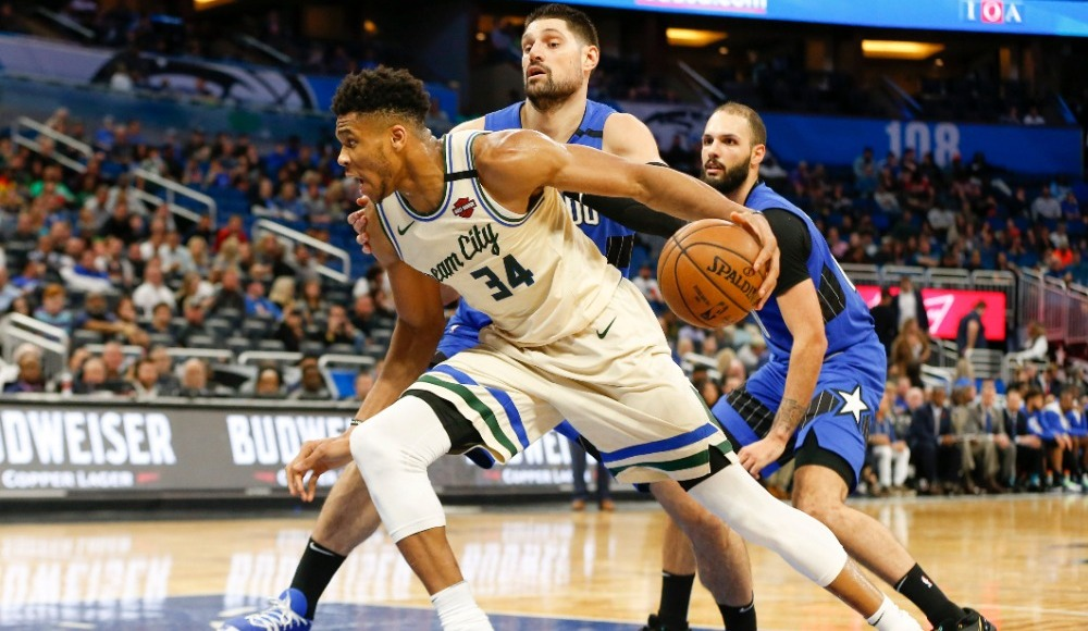 Milwaukee Bucks - Orlando Magic (Canlı Skor)