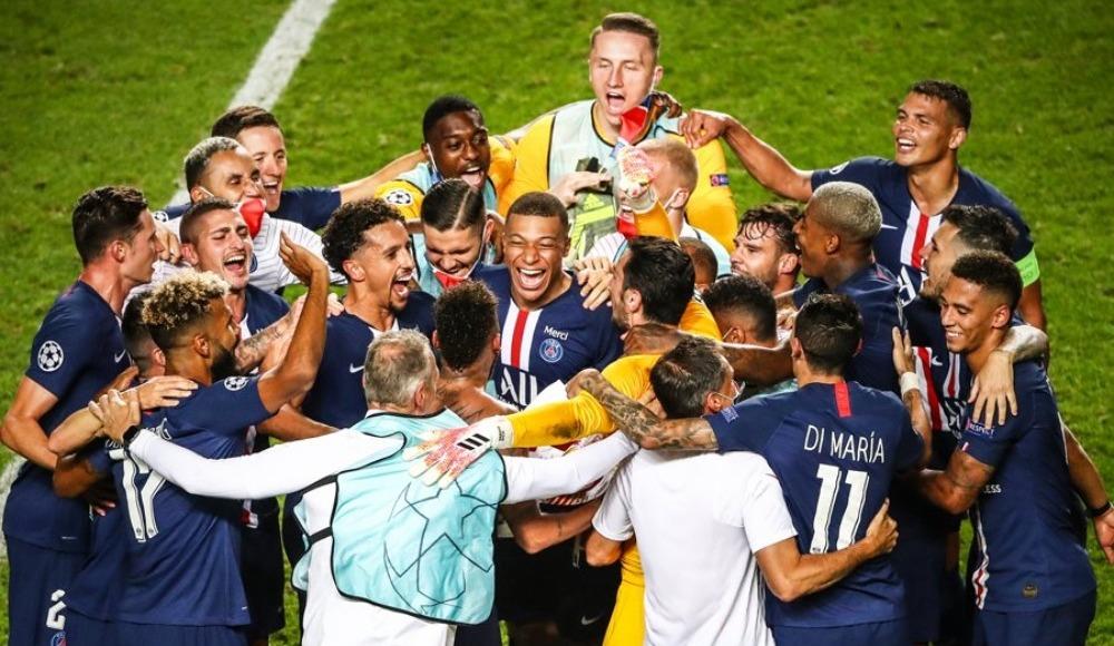 PSG, tarihinde ilk kez Şampiyonlar Ligi finalinde