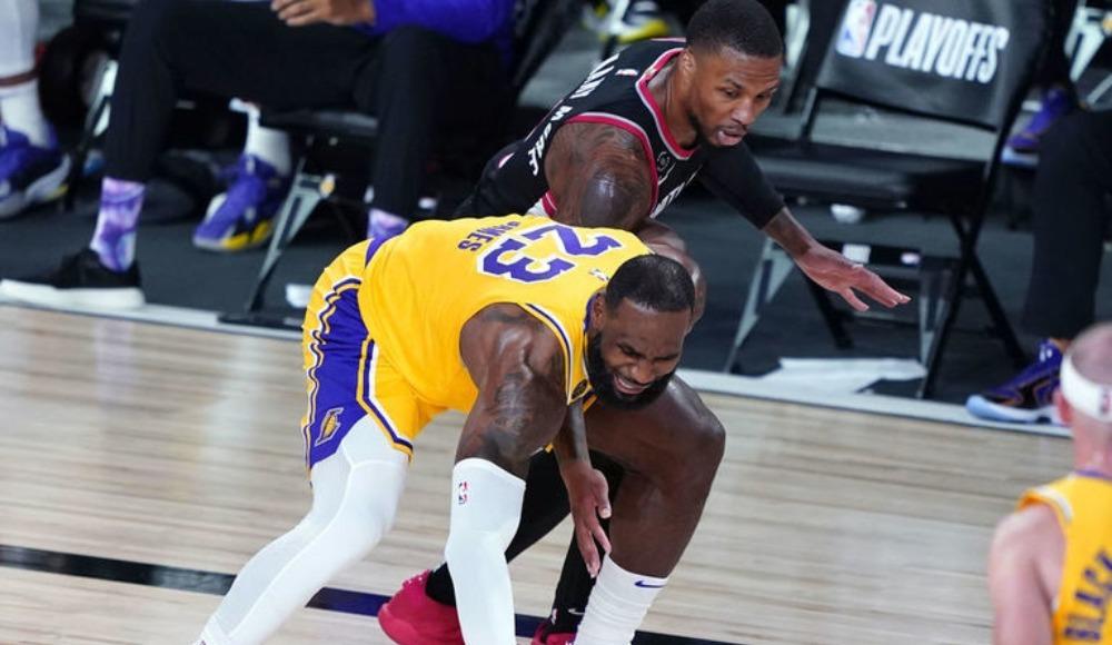 Los Angeles Lakers - Portland Trail Blazers (Canlı Skor)
