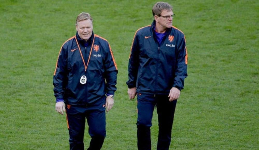 Koeman sonrası Hollanda'da teknik direktör netleşti!
