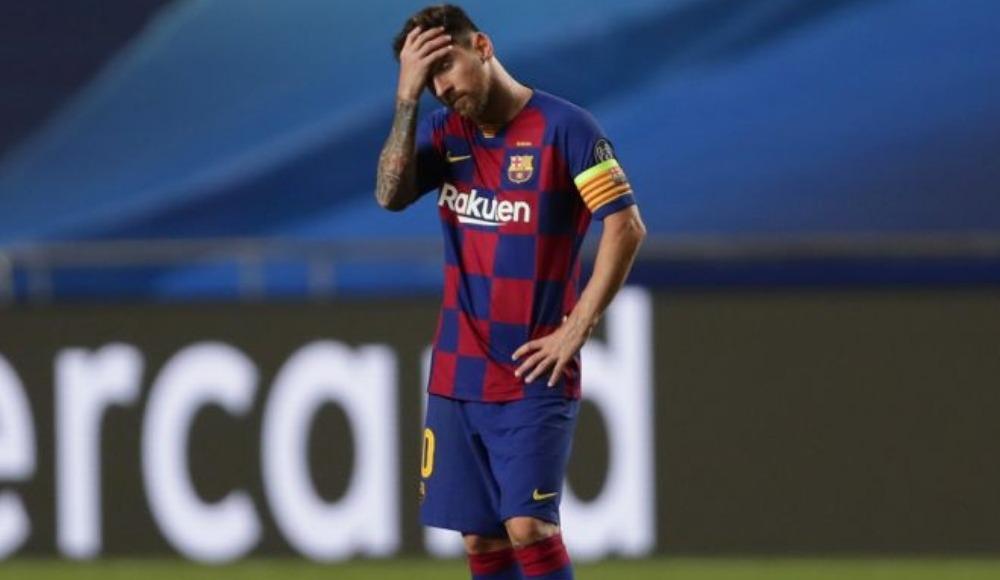 """Koeman: """"Messi'yi rakip değil kendi takımımda isterim"""""""