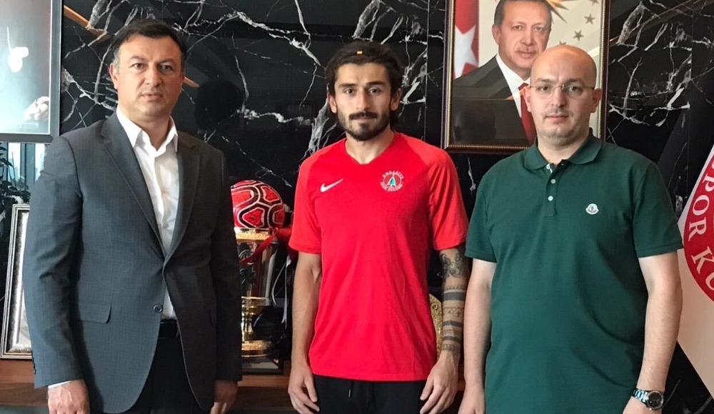 Ajansspor duyurmuştu! Ümraniyespor, Ercan Coşkun'u açıkladı