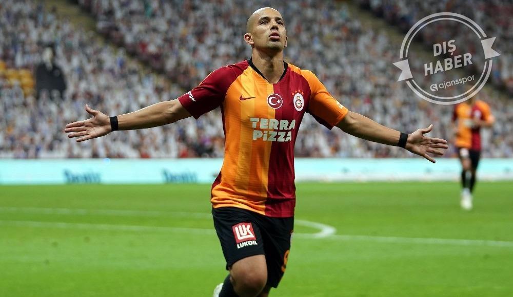 Önce Rodrigues şimdi Feghouli! Transfer...