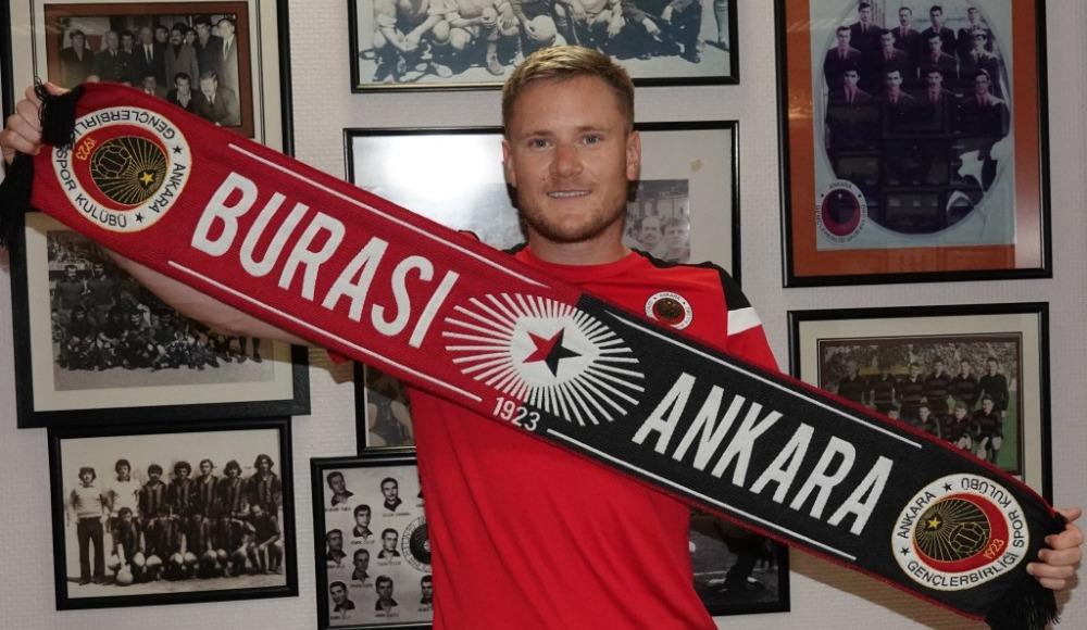 Gençlerbirliği, Mattias Johansson ile 2 yıllık sözleşme imzaladı