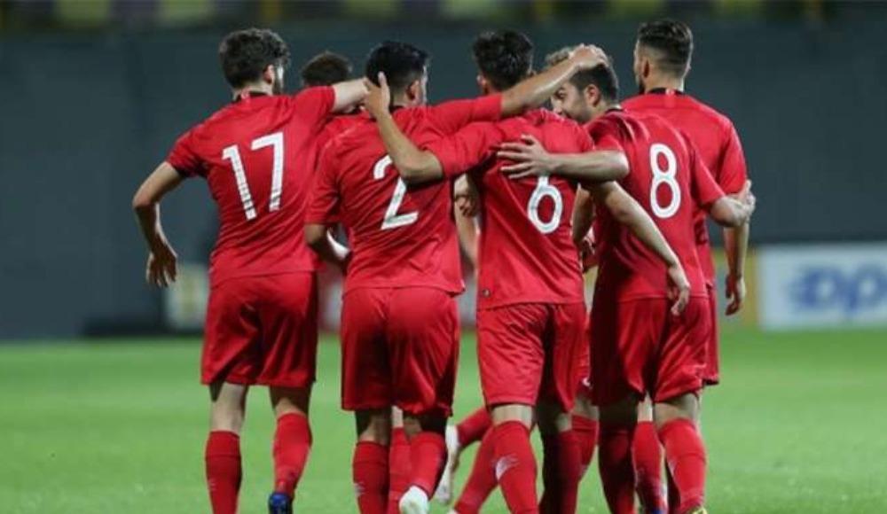 Ümit Milli Futbol Takımı'nın Andorra maçı aday kadrosu belli oldu