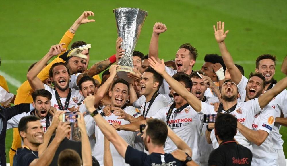 UEFA Avrupa Ligi'nin şampiyonu Sevilla!