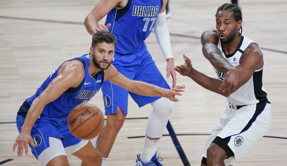 Clippers, Leonard'ın yıldızlaştığı maçta Mavericks'i yendi