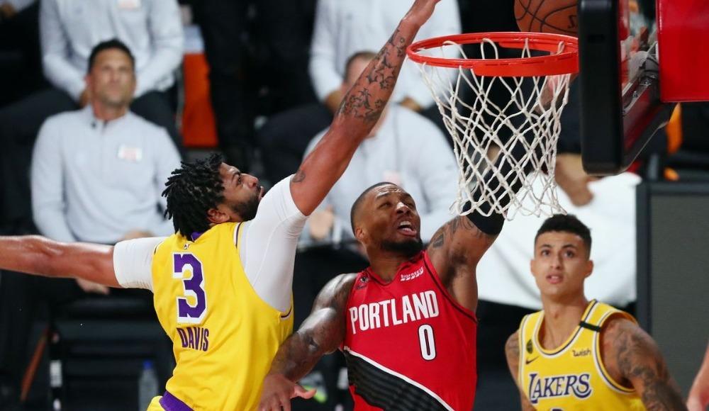 Portland Trail Blazers - Los Angeles Lakers (Canlı Skor)